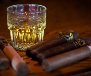whisky-cigar 1